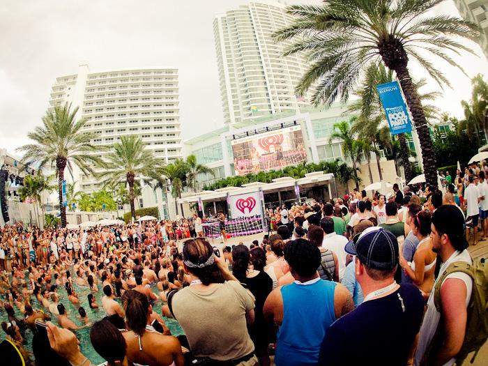 iHeartRadio Ultimate Pool Party, Miami, Florida